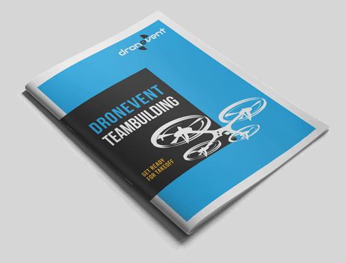 Magazin für Teambuilding mit Drohnen